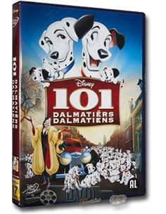101 Dalmatiers - Walt Disney - DVD (1961)