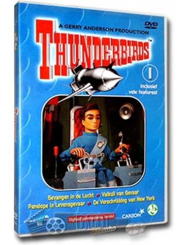 Thunderbirds deel 1 - 4 afleveringen - Sylvia Anderson, Gerry Anderson - DVD (1965)