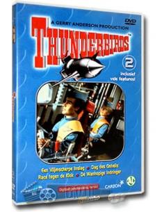 Thunderbirds deel 2 - 4 afleveringen - Sylvia Anderson, Gerry Anderson - DVD (1965)