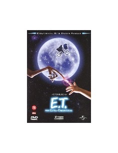 E.T. - Drew Barrymore, Henry Thomas, Peter Coyote - DVD (1982)