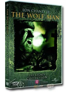 The Wolfman - Lon Chaney Jr. - DVD (1941)