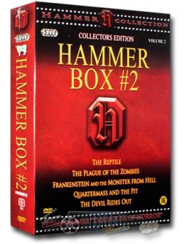 Hammerbox Box 2 - DVD