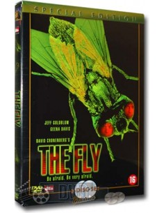 The Fly - Jeff Goldblum, Geena Davis - DVD (1986)