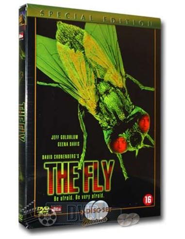 The Fly - Jeff Goldblum, Geena Davis - DVD (1986)