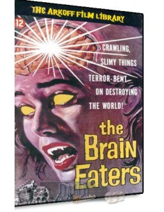 The Brain Eaters - Leonard Nimoy - DVD (1958)