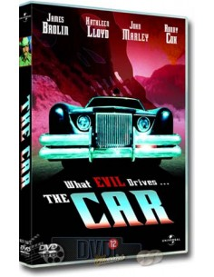 The Car - James Brolin - DVD (1977)