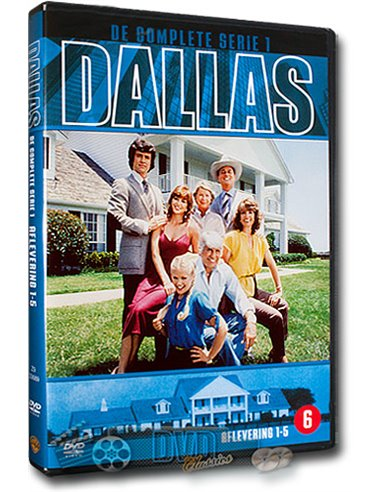 Dallas - Seizoen 1 - DVD (1978)