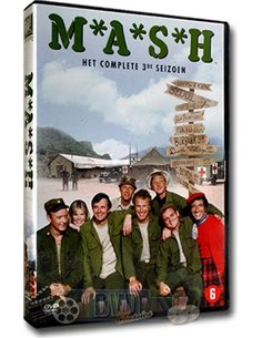 Mash - Seizoen 3 - DVD (1974)