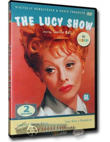 The Lucy Show 2 - Lucille Ball - DVD (1966)