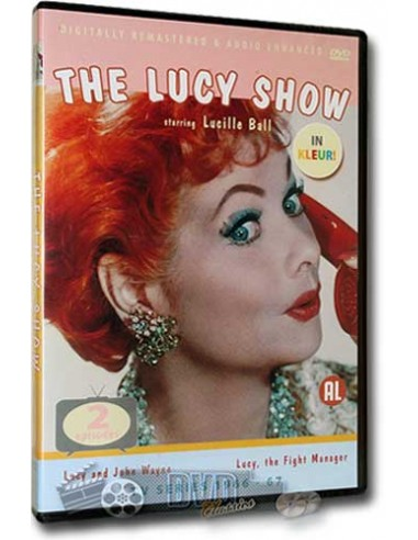 The Lucy Show 5 - Lucille Ball - DVD (1966 - 1967)
