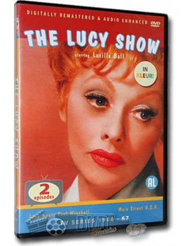 The Lucy Show 8 - Lucille Ball - DVD (1966)