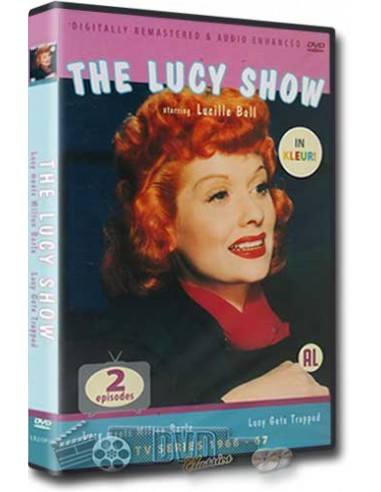 The Lucy Show 10 - Lucille Ball - DVD (1966)
