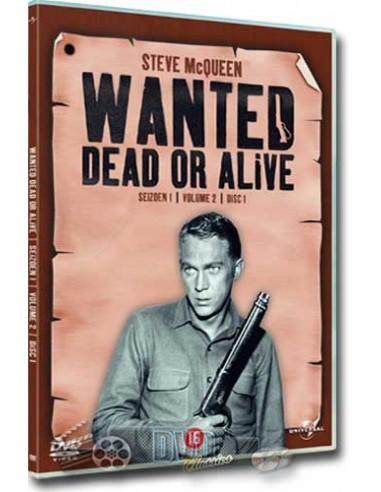 Wanted Dead or Alive - Seizoen 1 Deel 2 - DVD (1958)