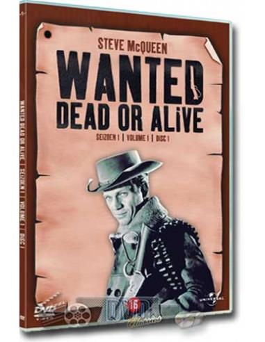 Wanted Dead or Alive - Seizoen 1 Deel 1 - DVD (1958)