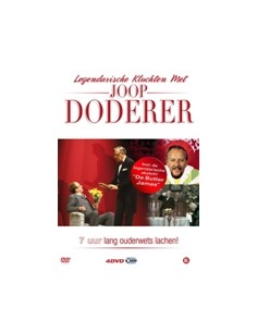Joop Doderer - Legendarische kluchten - DVD