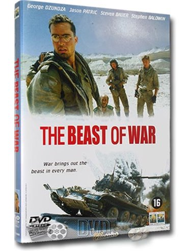 The Beast of War - Jason Patric, Stephen Baldwin - DVD (1988)