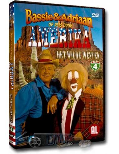 Bassie & Adriaan - Op reis door Amerika het Wilde Westen - DVD (1995)