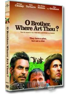 O Brother, where art thou - George Clooney - Joel Coen - DVD (2000)