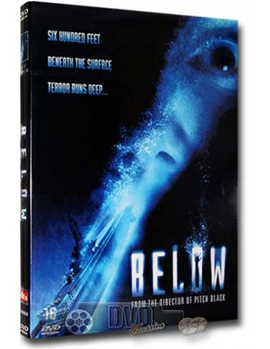 Below - Bruce Greenwood, David Crow, Matthew Davis - DVD (2002)
