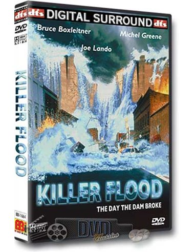 Killer Flood - Bruce Boxleitner - DVD (2003)
