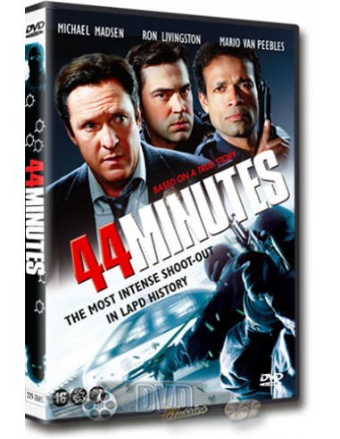 44 Minutes - Michael Madsen - DVD (2003)