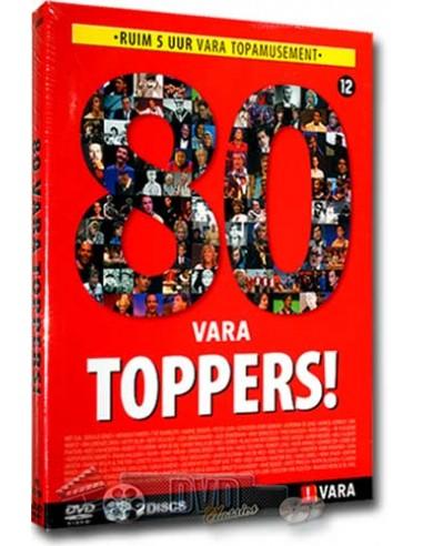 80 Vara Toppers [2DVD] - DVD (1959 tot .... )