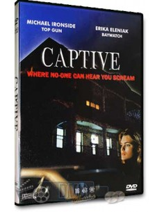 Captive - Michael Ironside, Erika Eleniak - DVD (1998)