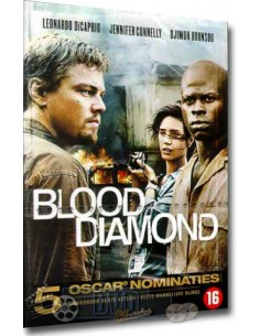 Blood Diamond - Jennifer Connelly, Leonardo Di Caprio - DVD (2006)
