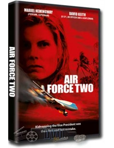 Air Force Two - Mariel Hemingway - DVD (2006)