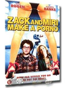 Zack & Miri Make a Porno - Elizabeth Banks, Seth Rogen - DVD (2008)