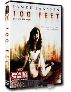 100 Feet - Famke Janssen, Michael Paré - DVD (2008)