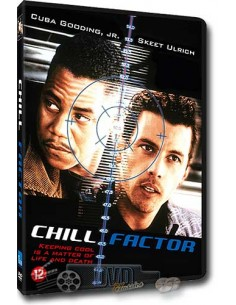 Chill Factor - Cuba Gooding jr., Skeet Ulrich, Peter Firth - DVD (1999)