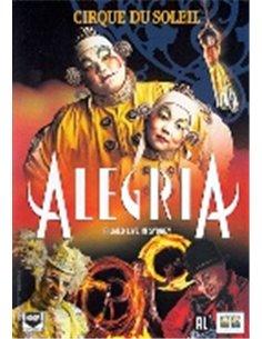 Cirque du Soleil - Alegria - DVD (2001)