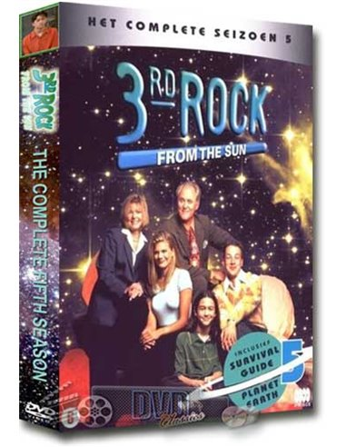3rd Rock From the Sun - Seizoen 5 [4DVD] (1999) DVD-Classics Impression!