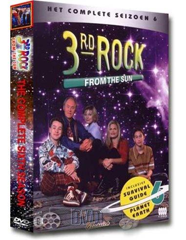 3rd Rock From the Sun - Seizoen 6 [4DVD] (2000) DVD-Classics Impression!