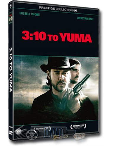 3:10 to Yuma - Russell Crowe, Ben Foster, Christian Bale - DVD (2007)