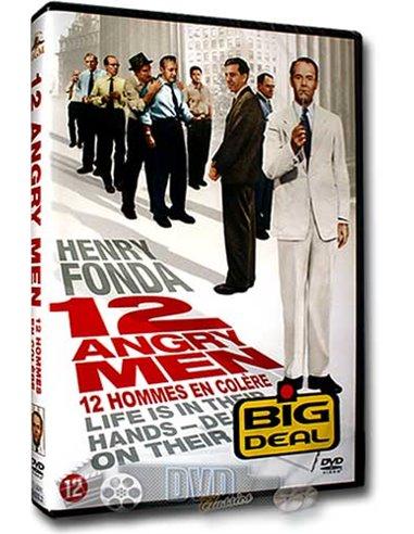 12 Angry Men - Henry Fonda - Sidney Lumet - DVD (1957)