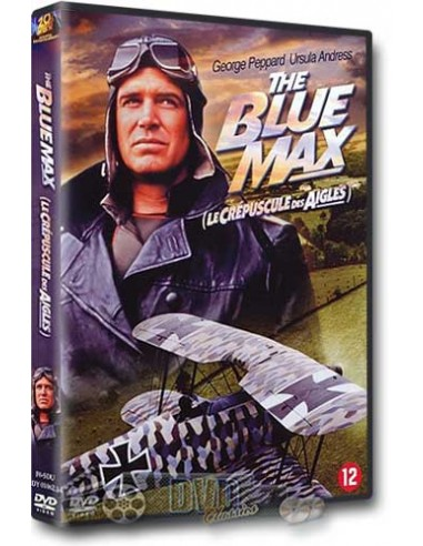 The Blue Max - George Peppard, James Mason, Ursula Andress - DVD (1966)