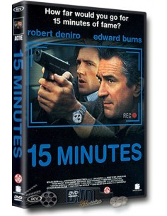15 minutes - (DVD)