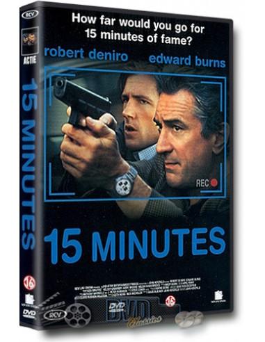 15 Minutes - Kelsey Grammer, Robert De Niro - DVD (2001)