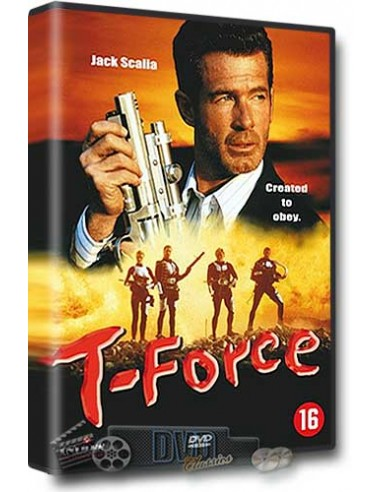 T-Force - Jack Scalia - Richard Pepin - DVD (1995)