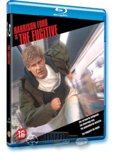 The Fugitive - Harrison Ford, Tommy Lee Jones - Blu-Ray (1993)