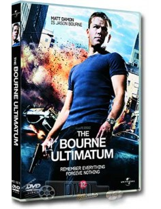 The Bourne Ultimatum - Julia Stiles, Matt Damon - DVD (2007)
