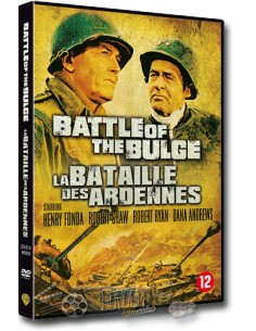 Battle of the Bulge - (DVD)