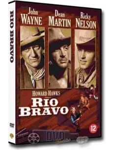 John Wayne in Rio Bravo - Dean Martin - Howard Hawks - DVD (1959)