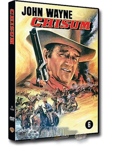 John Wayne in Chisum - Lynda Day George - DVD (1970)