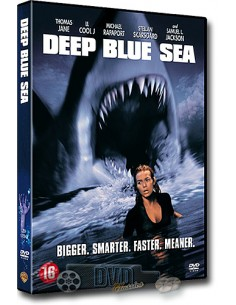 Deep blue sea - DVD (1999)