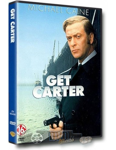 Get Carter - Michael Caine, Britt Ekland - Mike Hodges - DVD (1971)