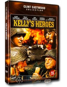 Kelly's heroes - DVD (1970)