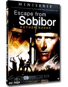 Escape from Sobibor - (DVD)